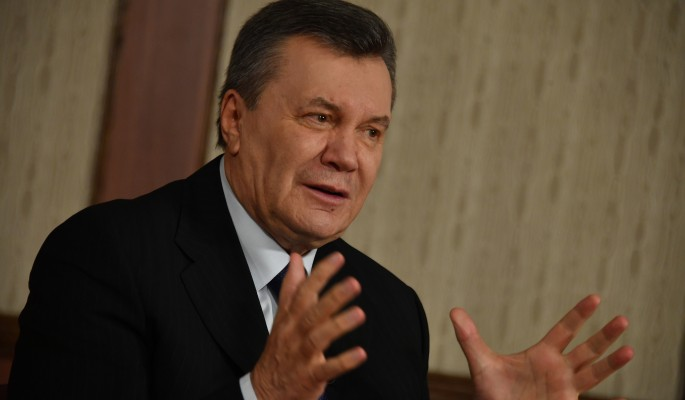 На Украине ждут реванша трусливого Януковича