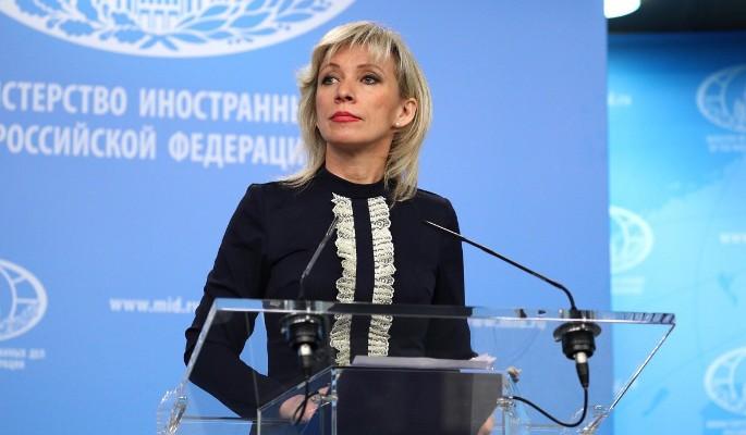 Захарова влепила смачную пощечину лжецу Порошенко