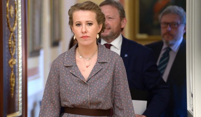 Объявлено о трауре Ксении Собчак