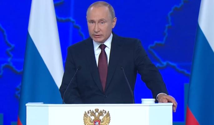 """""""Лучше сразу уйти"""": Путин распек паникеров и лентяев"""