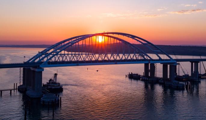Новая провокация у Крымского моста
