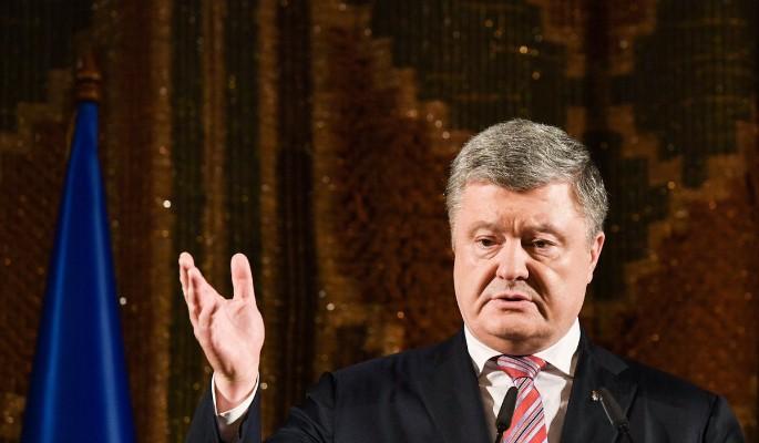 Порошенко собирает союзников для войны на Донбассе