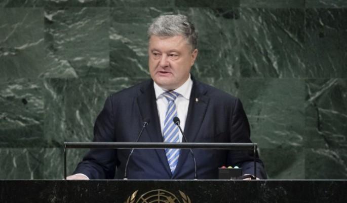 Неадекватный Порошенко заявил о победе над Путиным