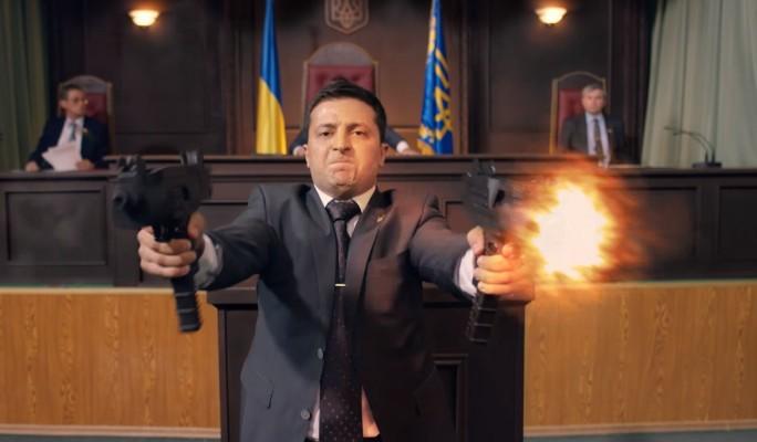 Объявлено о дуэли Зеленского с Порошенко