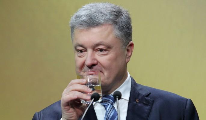 Алкоголик Порошенко удивил неожиданным признанием