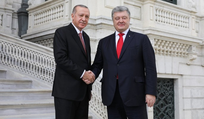 Хитрый Эрдоган плетет интриги с Порошенко за спиной у Путина