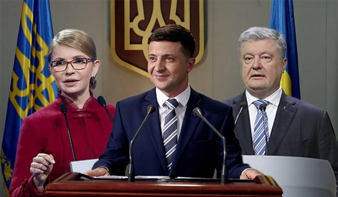 Кто станет президентом Украины