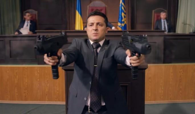 Нахал Зеленский сделал хамский выпад в адрес Путина