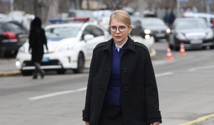 Сказочницу Тимошенко поставили на место