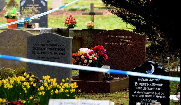 В Британии готовят похороны Скрипалей