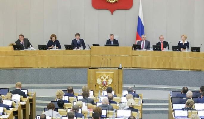Госдума активно взялась за реализацию послания президента