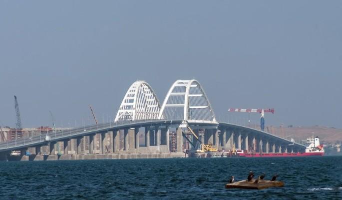 Стрелявших у Крымского моста украинцев поставили на колени