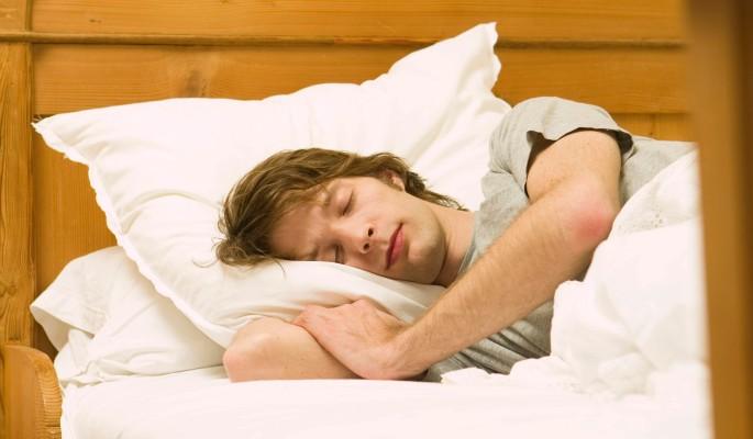 Значение сна с четверга 14.03 на пятницу 15.03