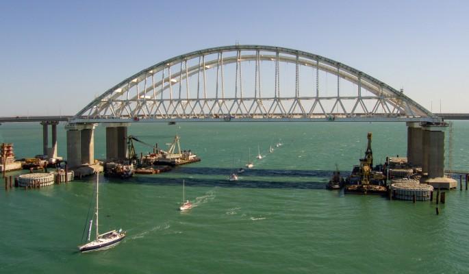 Крымский мост признан бесполезным