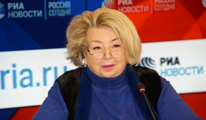 Тарасова сплясала после провала российских фигуристов