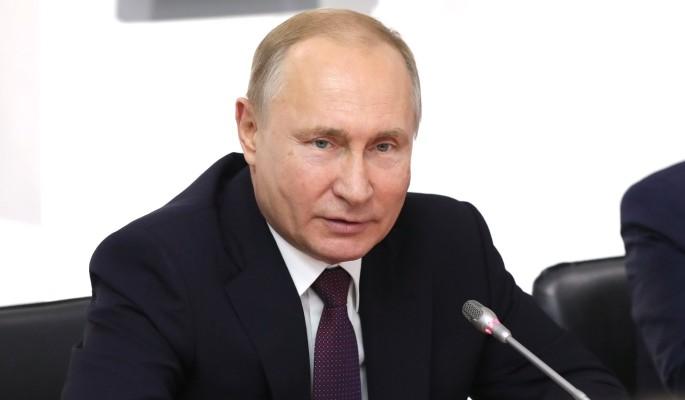 Как Владимира Путина называют на Востоке