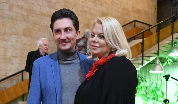 Актриса Поплавская лишила молодого мужа детей