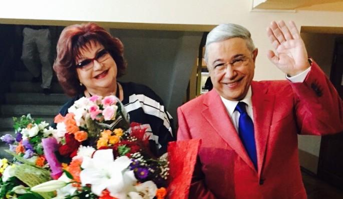 Петросян тратит миллионы на исхудавшую Степаненко
