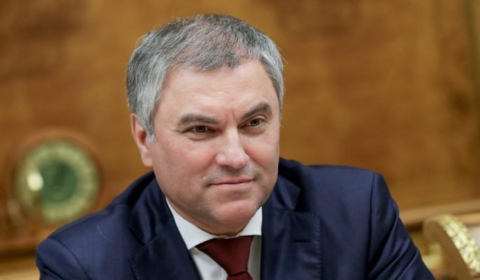 Володин выступил против увеличения рабочего дня для сельских женщин