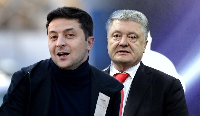 Зачем Порошенко и Зеленский вместе летят в Париж