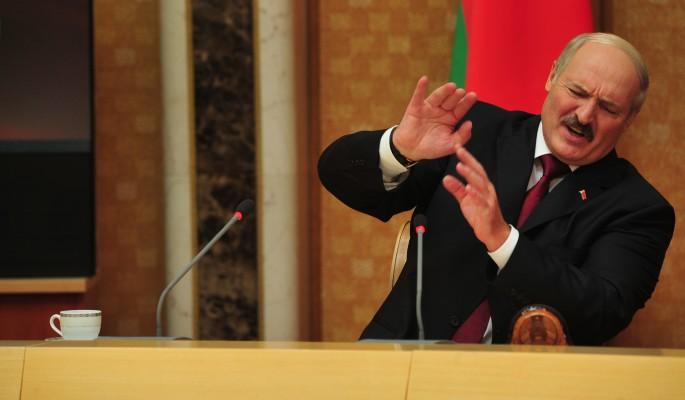 Взбесившийся Лукашенко смешал Россию с грязью