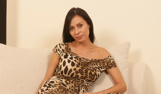 Марина Хлебникова вышла на сцену после самоубийства мужа
