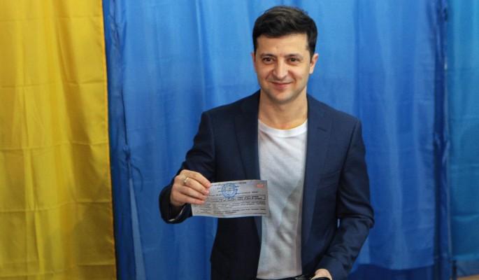 Победивший Зеленский сделал важное заявление о России