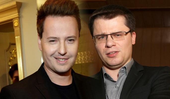 Харламов ответил Витасу после обнародования видео с мужским органом