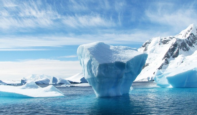 Предвестник конца света нашли в Антарктиде