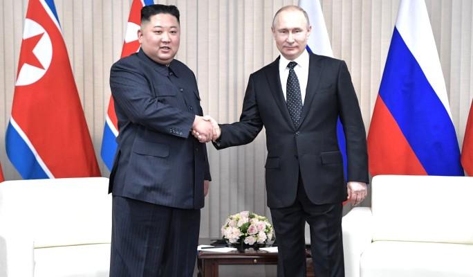 Перед встречей с Владимиром Путиным Ким Чен Ын грубо нарушил протокол