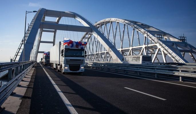 """""""Чтобы не рухнул?"""": на Крымском мосту вводят жесткие ограничения"""