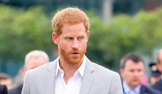 Принц Гарри сделал заявление после рождения первенца