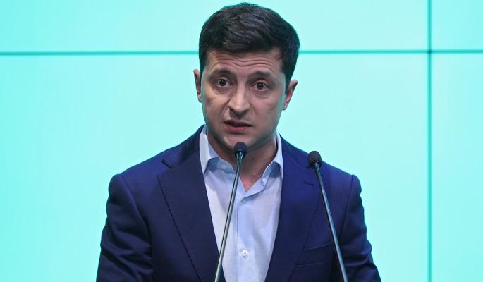 Зеленский грязно выругался и сделал признание об Украине