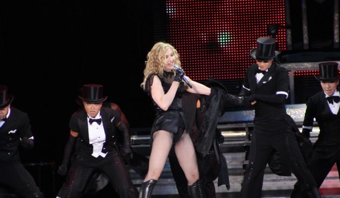Киркорову и Лазареву в Израиле запретили подходить к Мадонне
