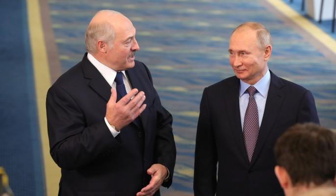 Озвучена неожиданная причина ссоры Лукашенко и Путина