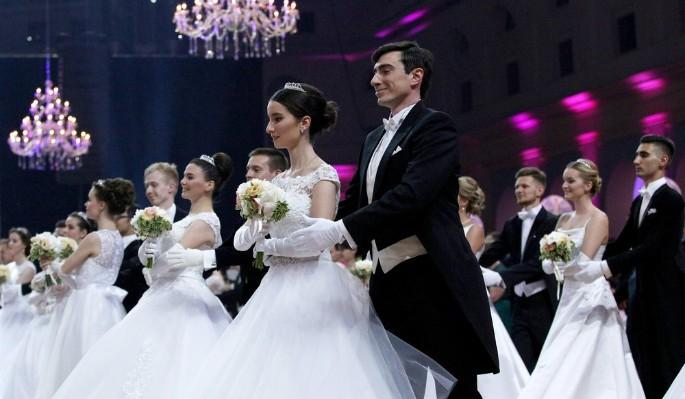 Традиции Венских балов возродили в Москве