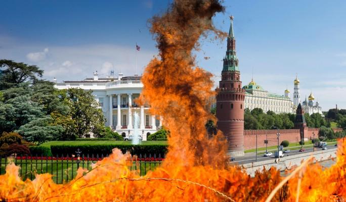 Россия помогла влепить звонкую пощечину США