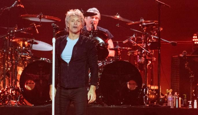 Концерт Bon Jovi в Москве: «Дни.ру» раздают билеты
