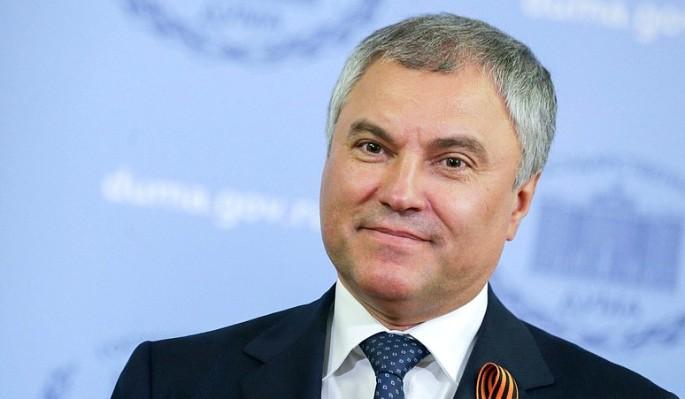 Володин рассказал о решении о подаче заявки в ПАСЕ
