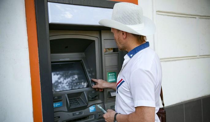 Вскрылась схема массового мошенничества с банкоматами Сбербанка