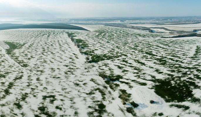 Мороз и снег: на Россию в начале лета обрушились аномальные холода