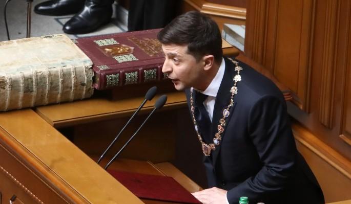 Выходка Зеленского довела депутата до больницы