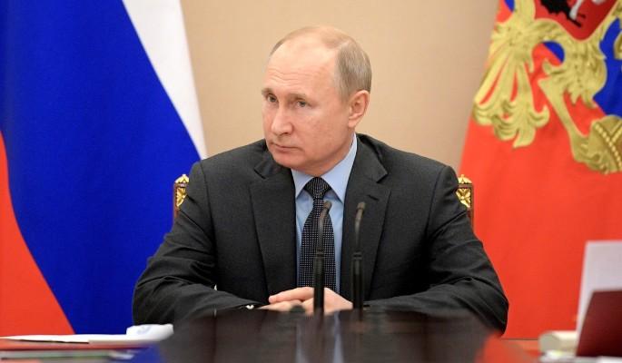 Путин публично смешал с грязью выскочку Зеленского