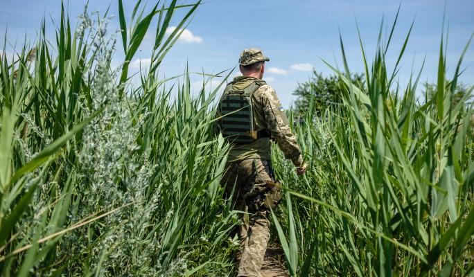 Украинцы похвастались убийством ополченца в Донбассе
