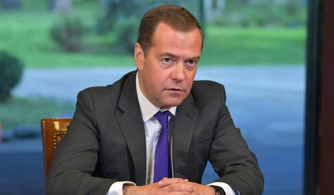 """Медведев поддержал предложения участников Форума сельских депутатов """"ЕР"""""""