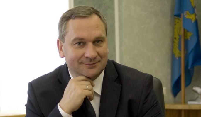 Глава Пскова Цецерский пошел на повышение
