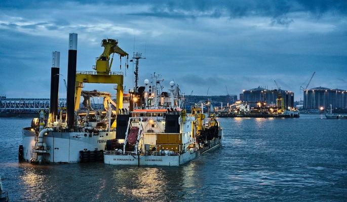 Морские ворота Ямала: компания Руслана Байсарова построила порт Сабетта