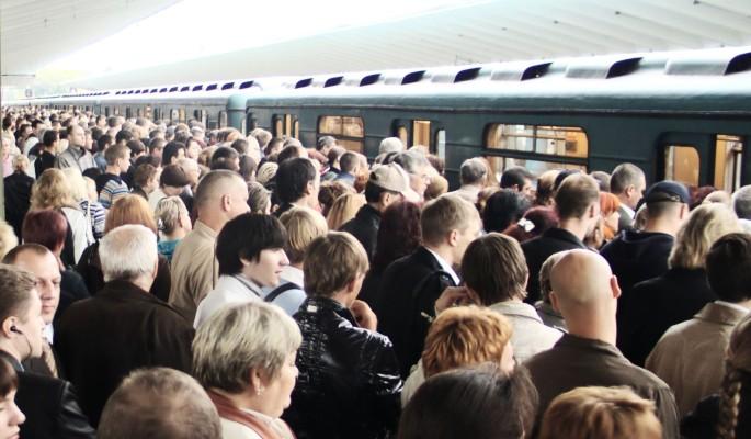 Жизнь москвичей перевернулась с ног на голову после аварии в метро