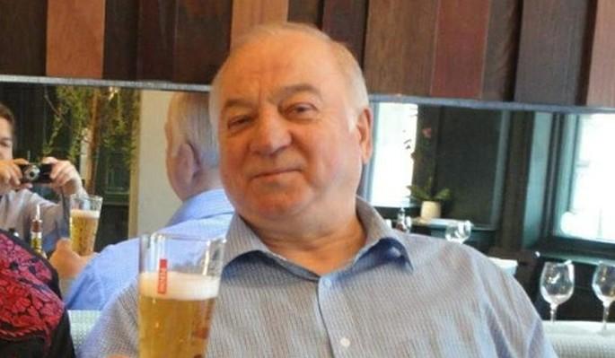 Плюнувший на Россию после воскрешения Скрипаль довел украинцев до экстаза