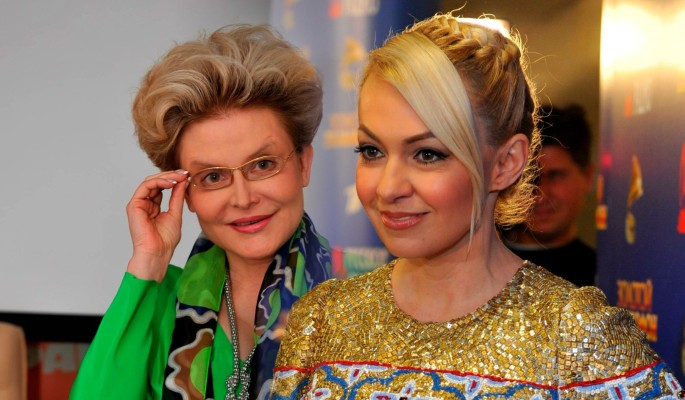Малышева отреагировала на слова расплакавшейся Рудковской